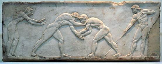 ギリシャ、レスリングのオリンピック競技種目存続に向け戦い