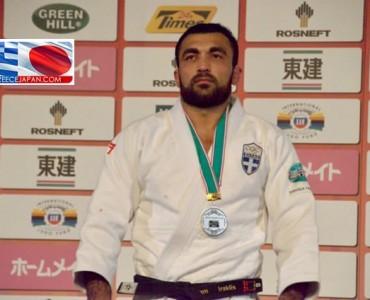 男子柔道:イリアディス、90kg級での戦いを表明