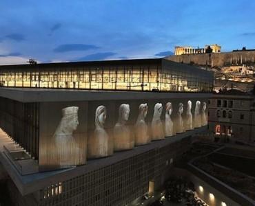 アクロポリス博物館、世界で最も優れた博物館第3位に選出
