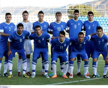サッカーU18:ギリシャ、1-0で日本に惜敗