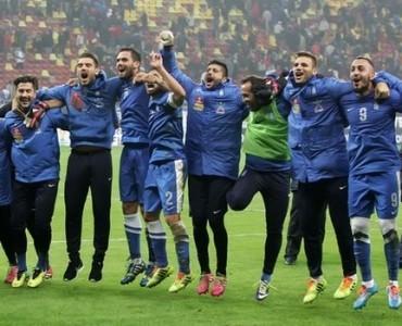 サッカー:ギリシャ代表、FIFAランキング12位を堅守