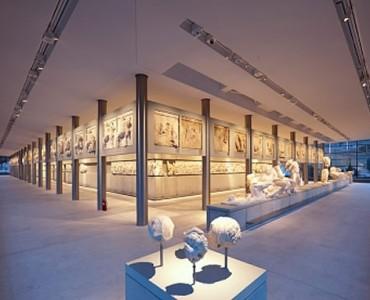 アクロポリス博物館、独立記念日の3月25日(火)入場無料に