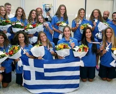 水球女子:ギリシャと日本、世界ユース選手権で8月に対決