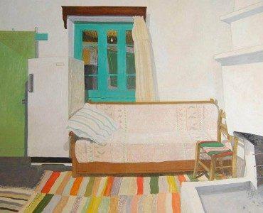 ギリシャ人画家バシリス・パパニコラウ個展、9月に銀座で開催