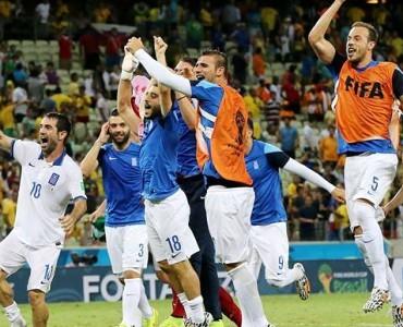 サッカー:FIFAランキング発表、ギリシャは13位、日本は45位