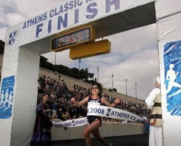 アテネマラソン、世界で最も優れた10のマラソン大会に選出