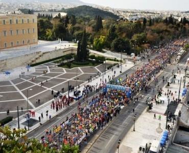 第4回アテネハーフマラソン、17日(火)から参加受付開始