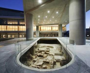 アクロポリス博物館、6月20日(土)で開館6周年
