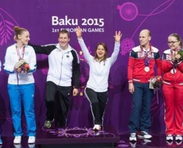 第1回欧州選手権:ギリシャ、射撃で銀、男子水球で銅