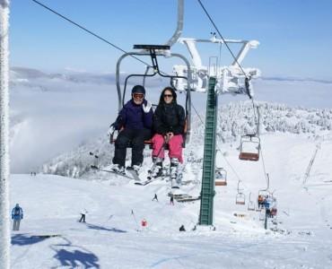 ギリシャの街、世界で人気のスキーリゾートのひとつに選出