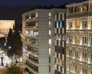 新たなラグジュアリー・ホテル、ギリシャ・シンタグマ広場で次々開業