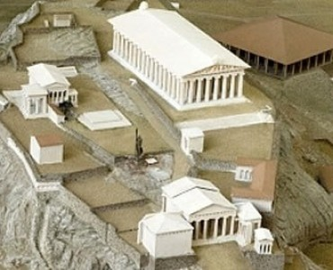3Dプロジェクション映像の上映、アクロポリス博物館で毎週末開催