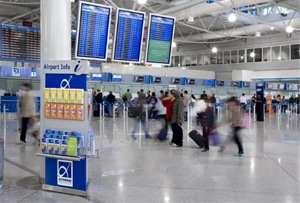 photo: Athens International Airport