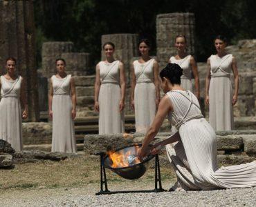 リオ五輪:聖火の採火式、4月21日(木)ギリシャ・古代オリンピアで開催