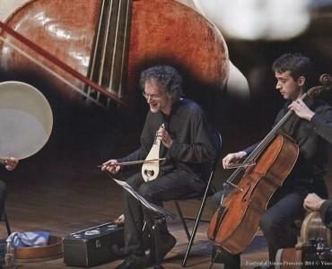 ギリシャ気鋭のリラ奏者ソクラティス・シノプロス、著名チェリスト・ジャン=ギアン・ケラスと6月銀座で公演
