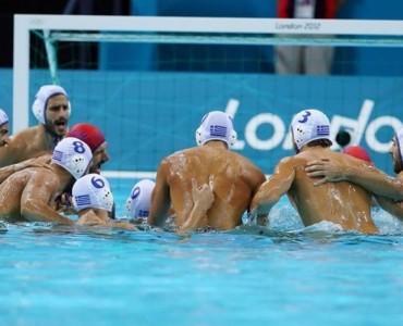 リオ五輪・水球男子:ギリシャ代表1次リーグ初戦で日本代表と激突