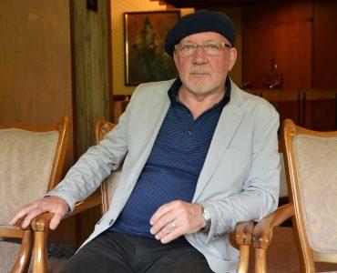 GreeceJapan.com独占インタビュ-:レオニード・アニシモフ-スタニスラフスキー・システムの伝道師が再構築するギリシャ悲劇