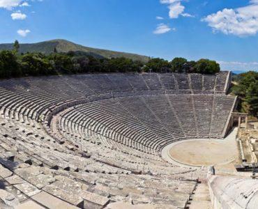 ギリシャ・エピダヴロスの古代劇場で演劇学校が開校、2017年から