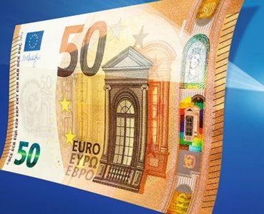欧州中銀、ギリシャ神話の王女エウロパを採用した新50ユーロ札を4月4日(火)発行(video)