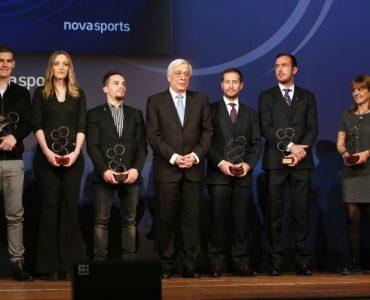 ギリシャのペトルニアスとコラカキ、2016年最も優れたアスリートに選出