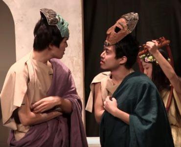 古代演劇クラブのギリシャ喜劇「デュスコロス」、待望の日本語字幕つきビデオ公開(Vid)