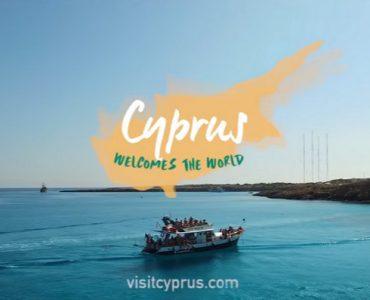 キプロス:女神アフロディーテ生誕の地(video)
