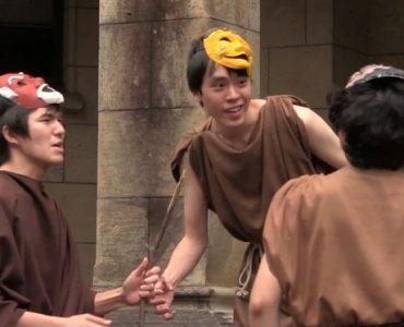 古代演劇クラブ、ギリシャでの上演費用をクラウドファンディングで調達