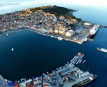 ギリシャ・レスボス島:牛窓とミティリニに結ぶ友好のあかし(Video)