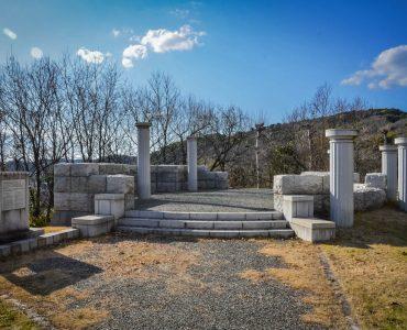 岡山に生きる日本とギリシャの絆:ミティリニ広場と牛窓オリーブ園