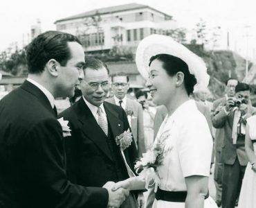 ギリシャ人船主A・グランドリス氏亡くなる:長年に渡り日本の造船界の発展に寄与