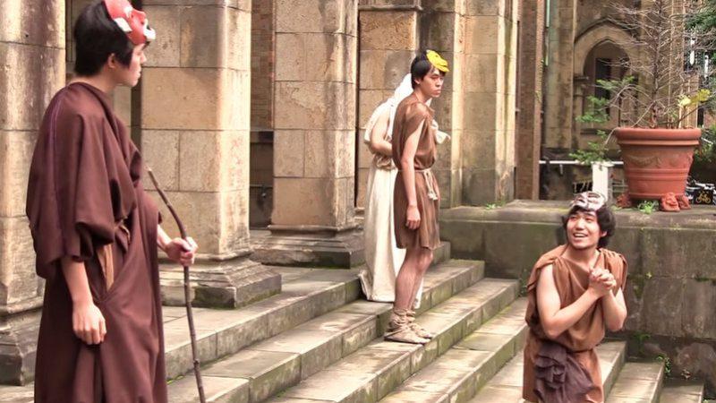 古代演劇クラブの「エピトレポンデス」7月にギリシャ公演が実現