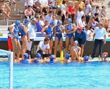 水球女子・クンシャンカップ:ギリシャ、日本に12対8で勝利