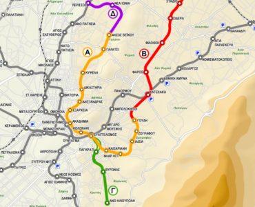 アテネ地下鉄:新線・ライン4の建設に日立のグループ会社が名乗り