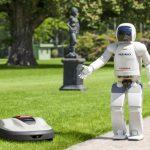 Miimo το ρομπότ-κηπουρός από την Honda