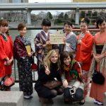 Αύξηση ρεκόρ για τον ιαπωνικό τουρισμό τον Απρίλιο