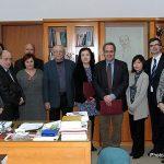 Συμφωνία συνεργασίας Αριστοτελείου Πανεπιστημίου Θεσσαλονίκης με το Πανεπιστήμιο Chiba
