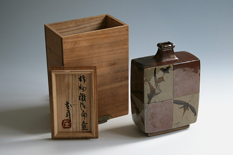 Έργο του Shοji Hamada (1894-1978), από τους κυριότερους εκπροσώπους του «κινήματος της λαϊκής τέχνης»