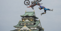 Motocross: Red Bull X-Fighters Osaka 2014 (video)