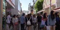 Τόκιο: Περίπατος στο Χαρατζούκου (video)