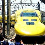 Doctor Yellow: Ένα ιδιαίτερο, κίτρινο, τρένο