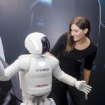 Πανευρωπαϊκή παρουσίαση του νέου ASIMO, του πιο σύγχρονου Ανθρωποειδούς Ρομπότ της Honda