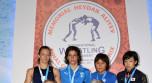 Πάλη: Χρυσό μετάλλιο η Πρεβολαράκη, χάλκινο η Nanami Irie