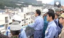 Ιαπωνία: Στη Χιροσίμα ο Σίνζο Άμπε (video)