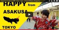 Happy και η Ασακούσα…(video)