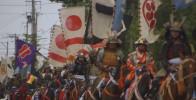 Σαμουράι στο φεστιβάλ Soma-Nomaoi (video)