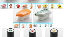Και Sushi Transformers