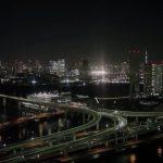 Βραδινή βόλτα στο Τόκιο (video)