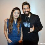 Η Aika και ο Νικόλας Φαρμακαλίδης στο GreeceJapan.com