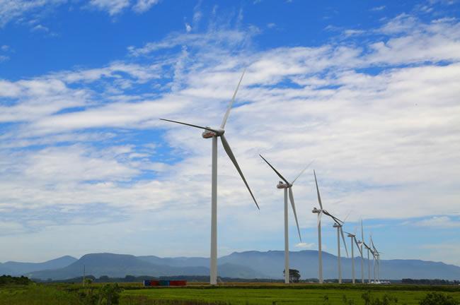 Honda Wind Farm