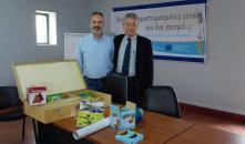 Συνεργασία του Μουσείου Φυσικής Ιστορίας του Πανεπιστημίου Κρήτης με το Πανεπιστήμιο Kagoshima